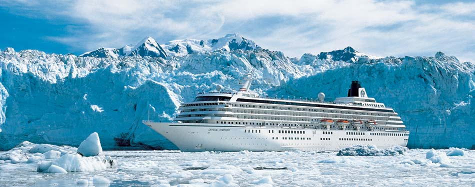Crystal Cruise to Alaska